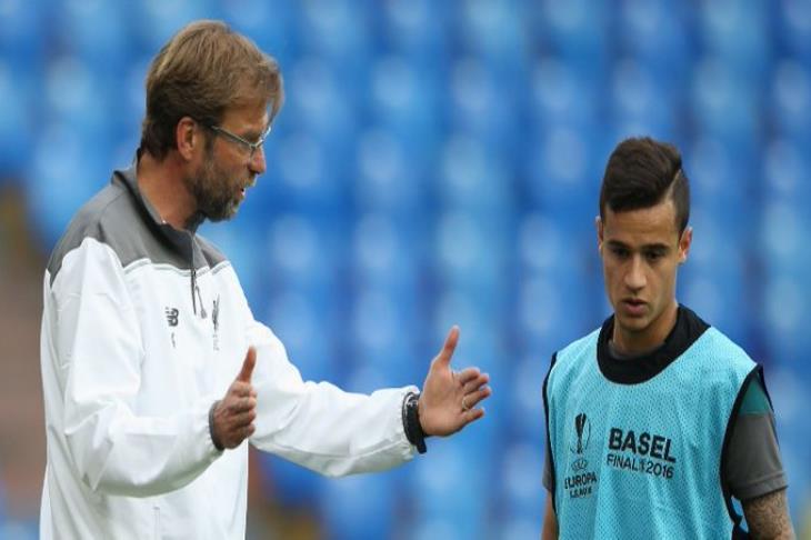 """""""لقد غيّر ليفربول"""".. كوتينيو يُشيد بكلوب ويكشف رسالته بعد الانضمام لبايرن"""