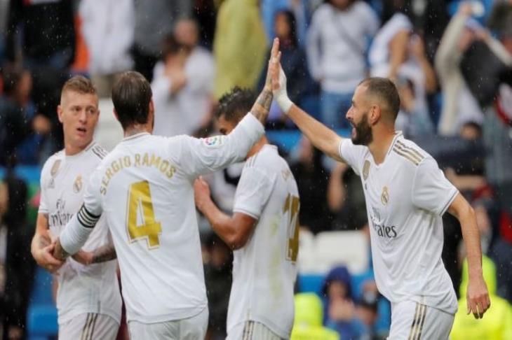 قائمة ريال مدريد.. عودة راموس وتواصل غياب مارسيلو ومودريتش