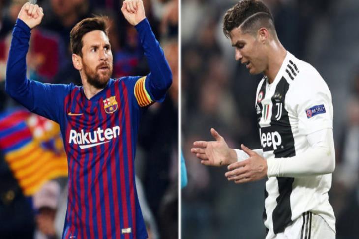كلوب: ميسي أم رونالدو؟.. الأرجنتيني أفضل قليلا