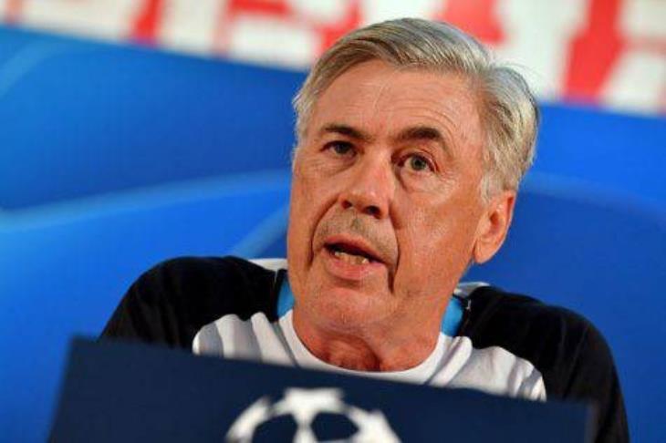 أنشيلوتي: سنواجه الفريق الأفضل في أوروبا