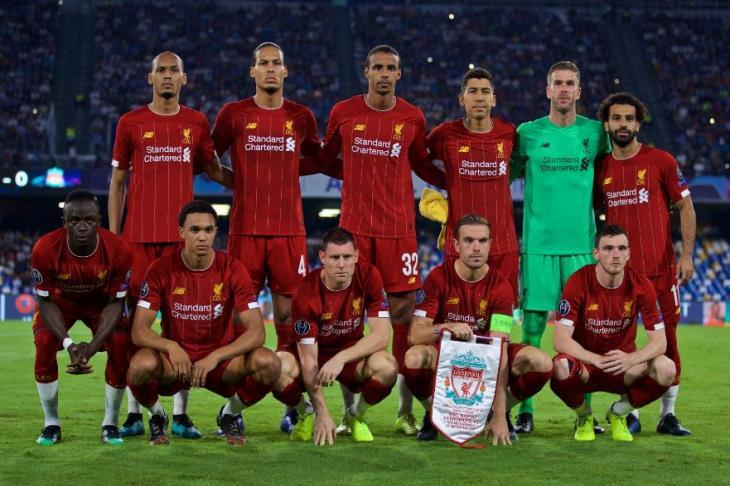 ليفربول يدوّن رقما سلبيا لم يتحقق منذ 25 عامًا في دوري الأبطال