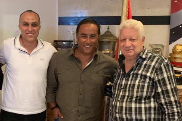 تذكرتي: جلسة مع مرتضى منصور لتوقيع عقود بيع تذاكر الزمالك