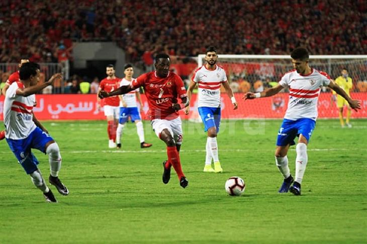 اتحاد الكرة يكشف عن حكام افتتاحية الأهلي والزمالك في الدوري