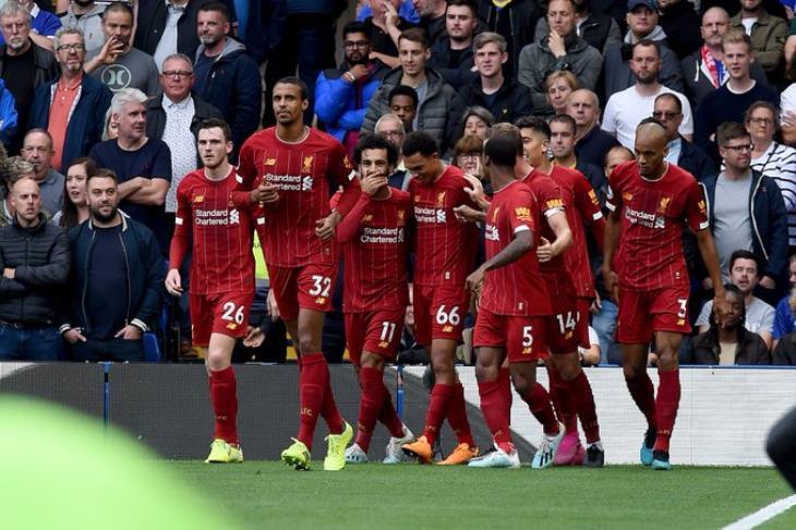 ميرور: ليفربول سيظهر بتشكيل نهائي الأبطال للمرة الأولى أمام يونايتد