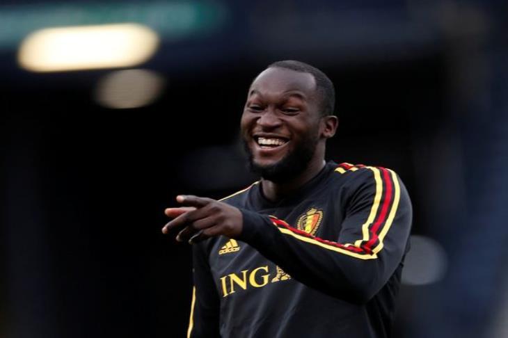 """""""حر وسعيد"""".. مدرب منتخب بلجيكا يصف حالة لوكاكو بعد مغادرة يونايتد"""