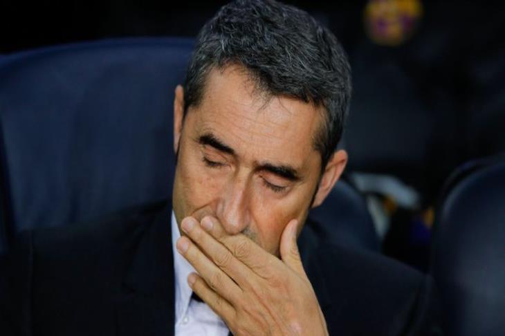 """""""عشت لحظات سعيدة معكم"""".. رسالة وداع فالفيردي إلى جماهير برشلونة"""