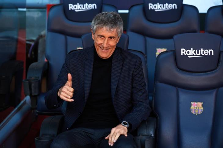 """""""ميسي مهاجم وهمي"""".. كيف يحل سيتين غياب سواريز في خط هجوم برشلونة؟"""