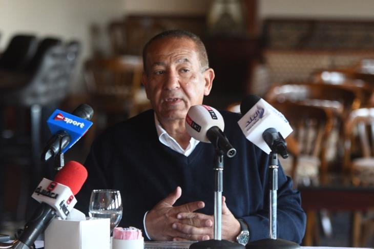 """كامل أبو علي: طلبت تنظيم مصر لحفل """"ذا بيست"""" القادم.. والفيفا وعدني بالرد"""