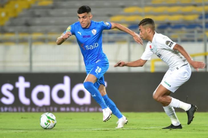 تقارير مغربية: كاف قرر تأجيل مباراة الزمالك والرجاء في دوري الأبطال