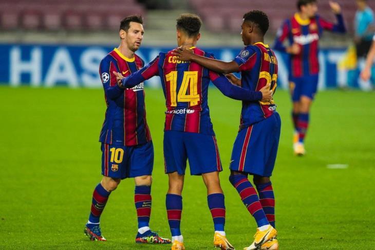 نقطة تكفي برشلونة.. 3 فرق في انتظار التأهل لدور الـ 16 بدوري الأبطال