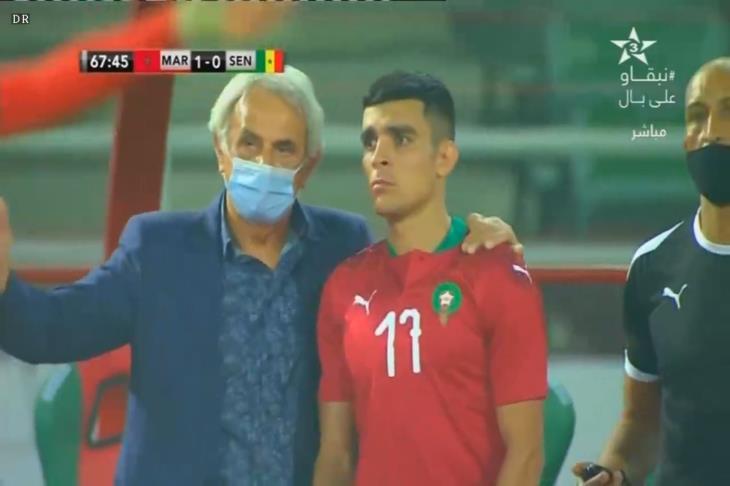 """المغرب يفوز على السنغال بثلاثية بمشاركة """"بنشرقي"""""""