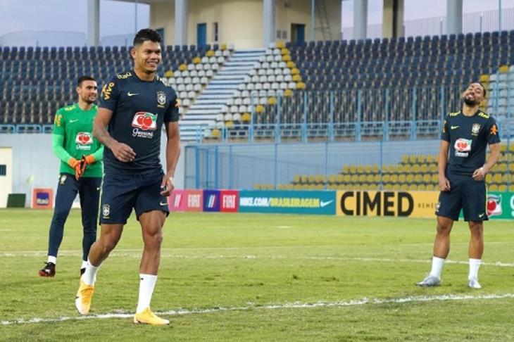 مهاجم البرازيل: سألعب بكل قوتي أمام مصر للمشاركة في الأولمبياد