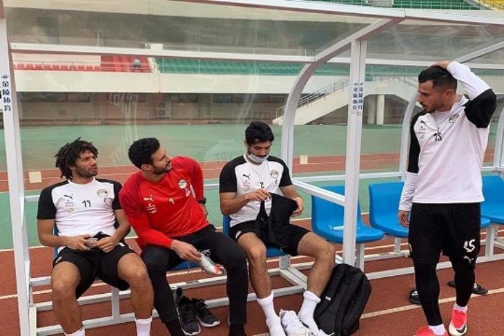 فضل: النني شارك في مران المنتخب وسجل هدفين قبل اكتشاف إصابته بكورونا