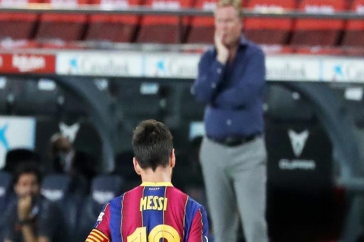 في غياب ميسي.. كيف يخوض برشلونة مباراته ضد دينامو كييف بالأبطال؟