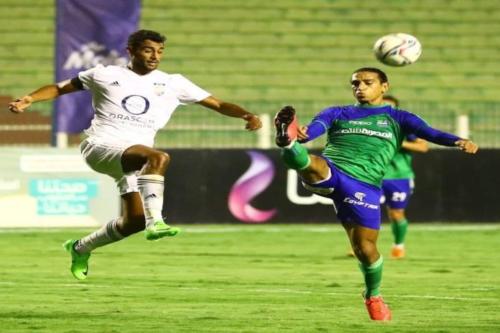 البنك الأهلي يعلن ضم محمد دبش لاعب المقاصة