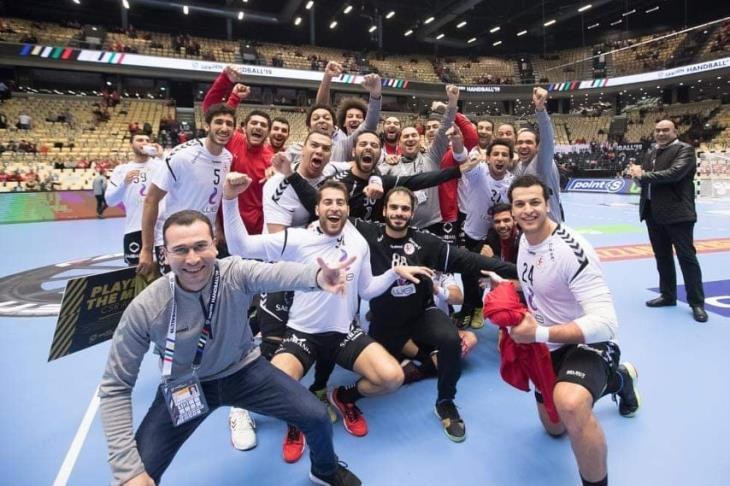 """""""يلا كورة"""" ينشر قائمة منتخب مصر لكرة اليد في بطولة العالم"""