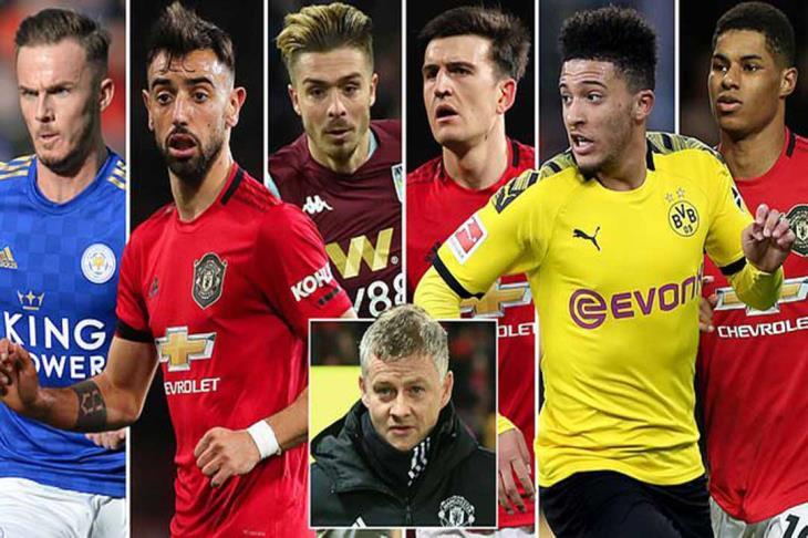 كيف يمكن أن يظهر فريق أحلام مانشستر يونايتد الموسم المقبل؟ هجوم كاسح