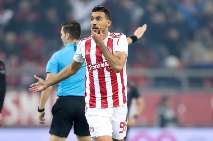 كوكا يفوز بجائزة لاعب الشهر في الدوري اليوناني