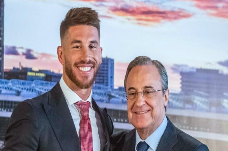 ماركا: ريال مدريد يستعد لتجديد عقد سيرجيو راموس