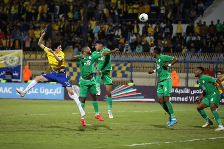 الاتحاد العربي يحدد موعد مباراة الرجاء والإسماعيلي