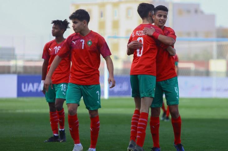 العراق والبحرين ترافقان تونس والمغرب لدور الثمانية بكأس العرب للشباب