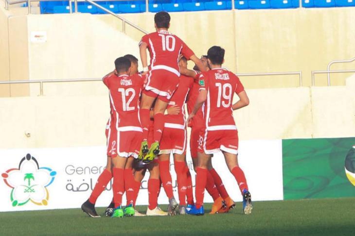 تونس تهزم العراق في افتتاح بطولة العرب للشباب (فيديو)
