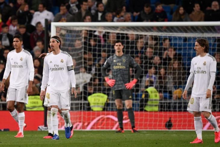 ليفانتي يحقق مفاجأة بإسقاط ريال مدريد وإهداء صدارة الليجا لبرشلونة
