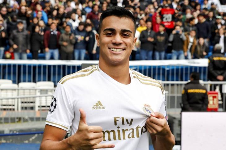 ريال مدريد يقدم جيسوس رسميًا للإعلام.. واللاعب: حققت حلم الطفولة