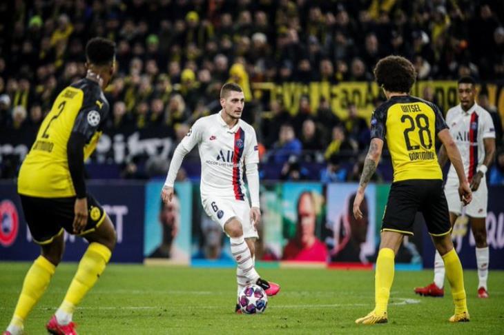 """الشرطة الفرنسية: مباراة باريس سان جيرمان وبروسيا دورتموند """"بدون جماهير"""""""