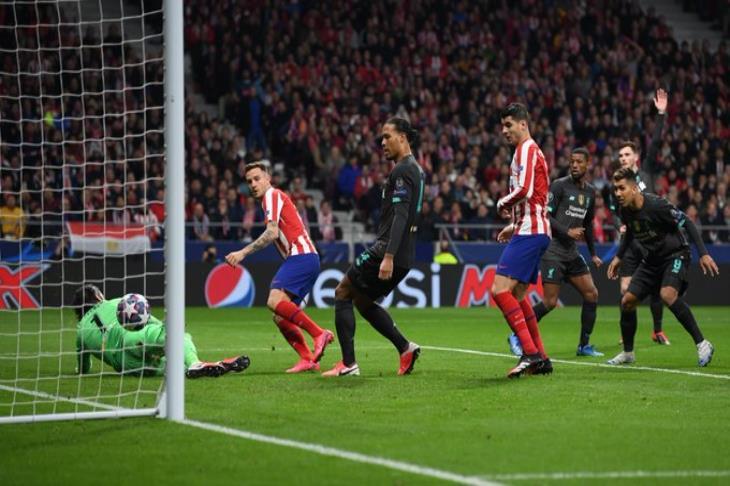 الحسم في أنفيلد.. قطار ليفربول يتعثر في دوري الأبطال أمام أتلتيكو مدريد