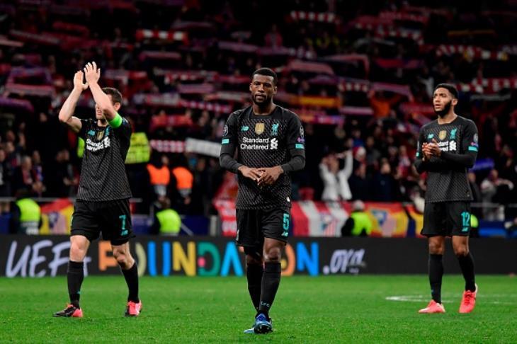 أتلتيكو مدريد يعيد ليفربول إلى إخفاق سان باولو
