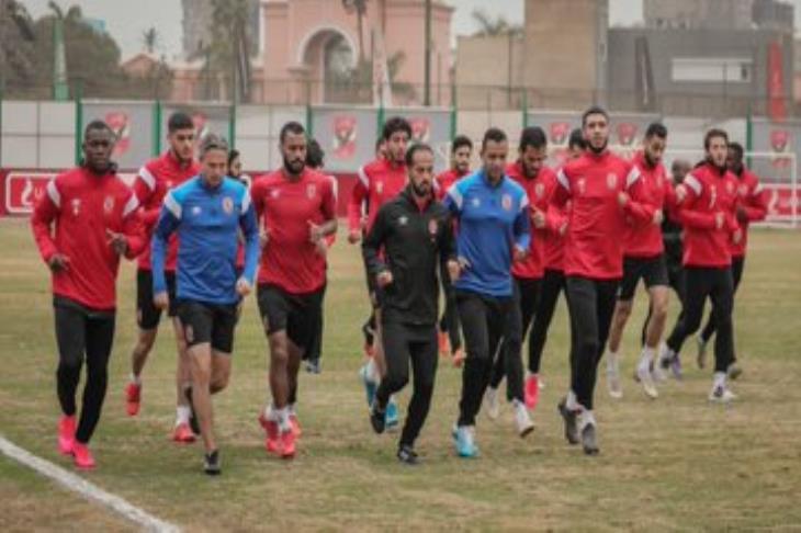 بالصور.. الأهلي يبدأ استعداداته لمواجهة الزمالك في الدوري