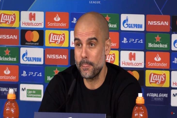 جوارديولا: سترلينج جاهز لمباراة ريال مدريد.. ونحتاج إلى اللعب بشكل جيد