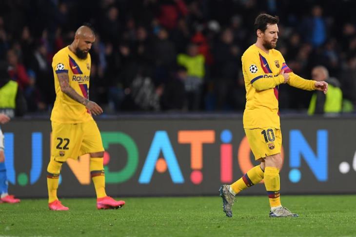 تقرير.. معاناة برشلونة تزداد في إيطاليا