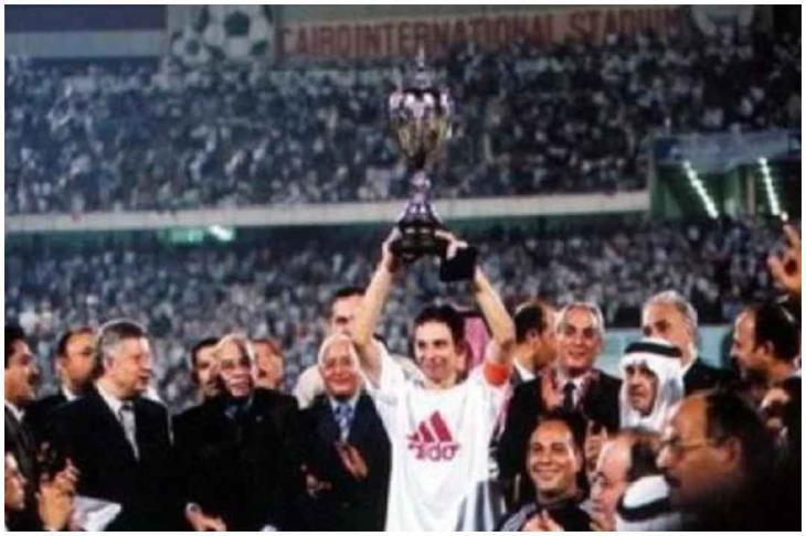 """حازم إمام: """"قلبة جمهور الزمالك"""" سبب اعتزالي.. ألعب عندما أشعر بالسعادة فقط"""