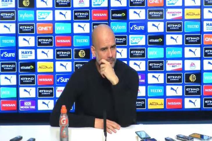 جوارديولا: ليفربول الأفضل في مسيرتي.. وغير نادم على طريقتي في آنفيلد