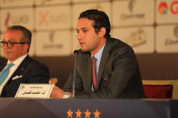 محمد فضل: فقدت جزء من شعبيتي.. الأهلي أخطأ.. والجنايني يتواصل مع مرتضى