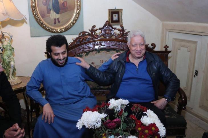 مرتضى: آل الشيخ ليس له يد في أزمة كارتيرون.. معركتنا مع رئيس التعاون