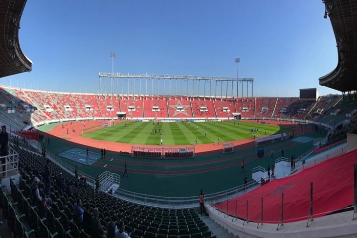 كاف يعلن استضافة ملعب الأمير مولاي عبد الله لنهائي الكونفدرالية