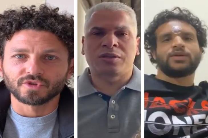 """بدأها سعد سمير.. """"تحدي الخير"""" تشعل التنافس بين نجوم الكرة المصرية"""