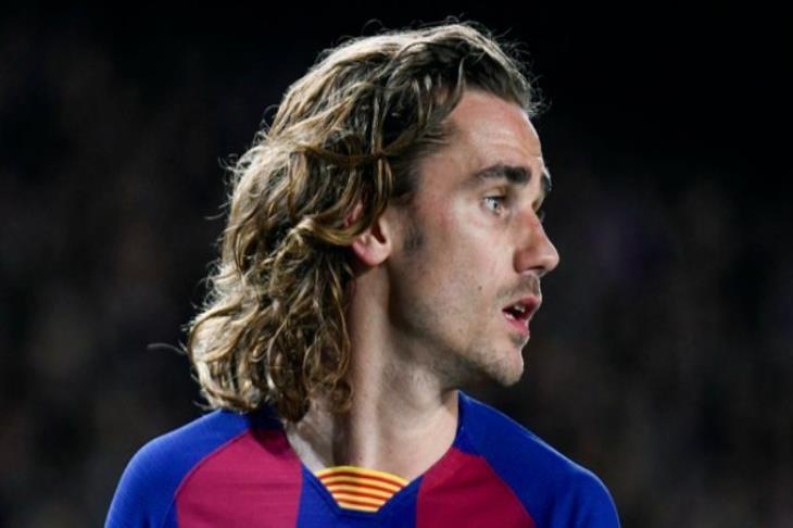 إصابة جديدة.. برشلونة يعلن غياب جريزمان
