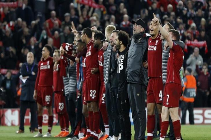 رئيس يويفا: لا يمكنني تخيل سيناريو عدم تتويج ليفربول بلقب بريميرليج