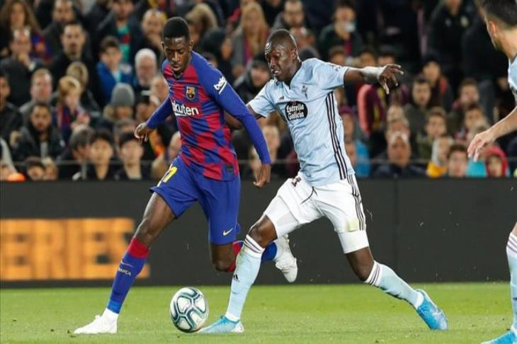 تقارير إسبانية: ليفربول يفكر في ديمبيلي مجددًا كبديل لفيرنر
