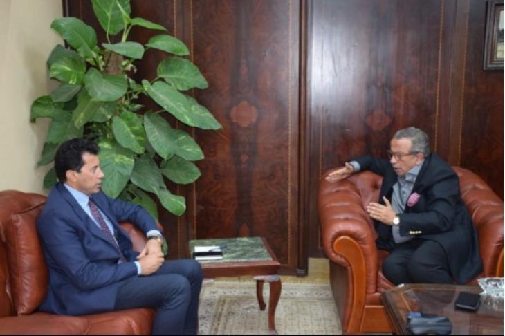 وزير الرياضة: كل الاحتمالات واردة بخصوص انتخابات اتحاد الكرة ونحترم فيفا