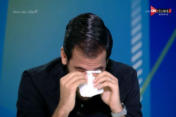 """متعب لمروان: """"خد إجازة"""".. و""""كارثة لو انت مش حاسس بمكانك في الملعب"""""""