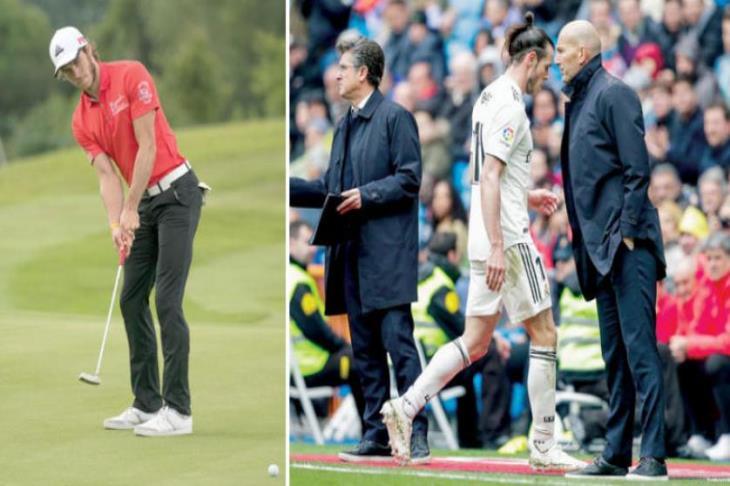 حكاوي رمضان.. ممارسة الجولف أفضل من ريال مدريد!