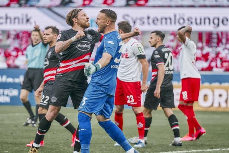 بالفيديو.. كولن يخطف تعادلاً قاتلاً من دوسلدورف في الدوري الألماني