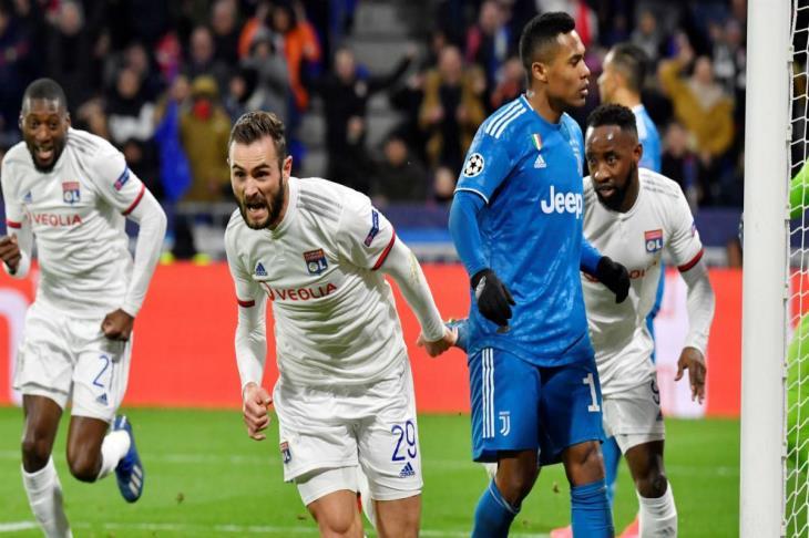 تقارير: يويفا يحدد موعد مباراة يوفنتوس وليون بدوري أبطال أوروبا