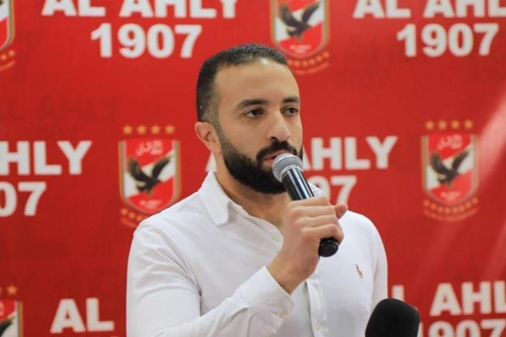 """محمد سراج يوجه 5 رسائل: """"عيني مش مكسورة"""" لا أقصد بها مجلس الأهلي"""