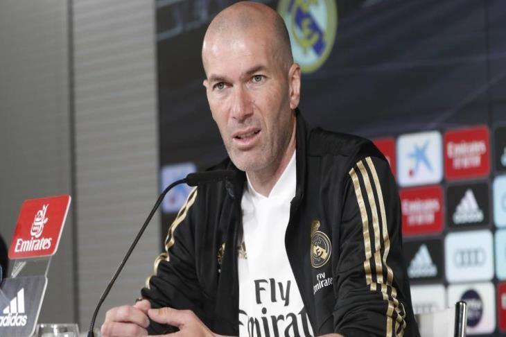 زيدان: لن نستسهل اسبانيول.. ولا تعليق حول إقالة المدرب